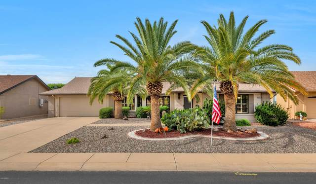 14211 W Franciscan Drive, Sun City West, AZ 85375 (MLS #6056937) :: The Kenny Klaus Team