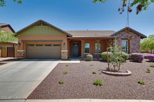 2941 N Riley Court, Buckeye, AZ 85396 (MLS #6056949) :: Conway Real Estate