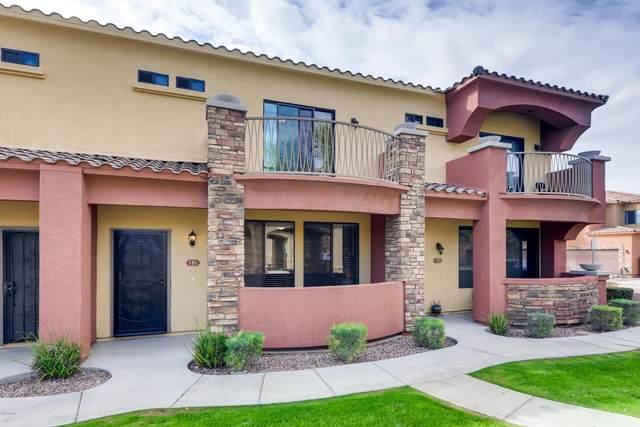 21655 N 36TH Avenue #116, Glendale, AZ 85308 (MLS #6056955) :: Nate Martinez Team
