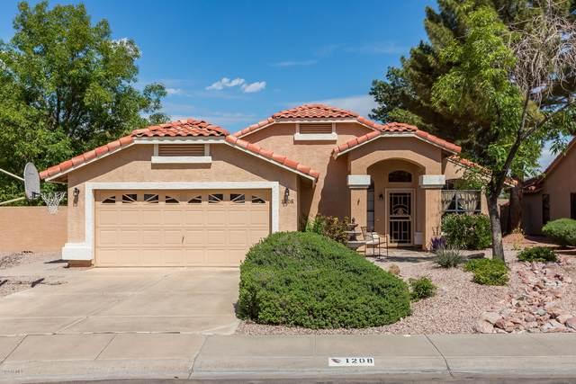1208 E Tremaine Avenue, Gilbert, AZ 85234 (MLS #6056970) :: Revelation Real Estate