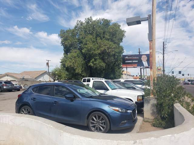 1524 E Monroe Street, Phoenix, AZ 85034 (MLS #6056983) :: Howe Realty