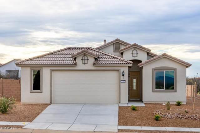 1707 S Moonshadow Drive Lot 62, Benson, AZ 85602 (MLS #6056986) :: Service First Realty
