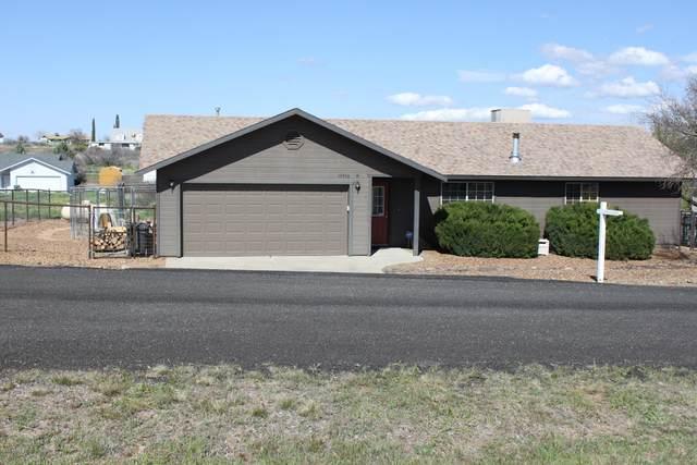 19950 E Zaragoza Drive, Mayer, AZ 86333 (MLS #6057001) :: The Daniel Montez Real Estate Group