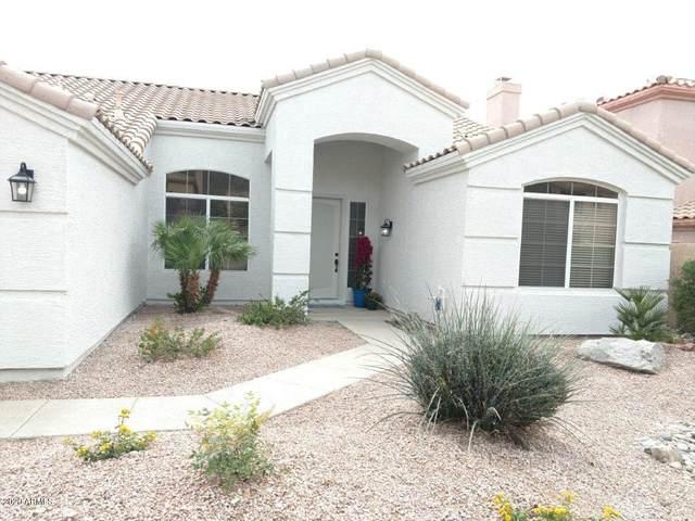 1731 W Thunderhill Drive, Phoenix, AZ 85045 (MLS #6057010) :: Lux Home Group at  Keller Williams Realty Phoenix