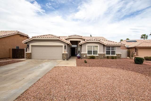 4278 E Melody Drive, Gilbert, AZ 85234 (MLS #6057016) :: Conway Real Estate
