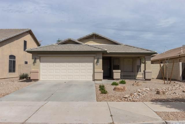 16758 W Taylor Street, Goodyear, AZ 85338 (MLS #6057024) :: The Laughton Team