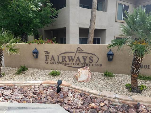 7401 W Arrowhead Clubhouse Drive #1087, Glendale, AZ 85308 (MLS #6057042) :: Nate Martinez Team