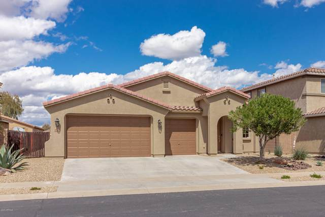 17302 W Buckhorn Trail, Surprise, AZ 85387 (MLS #6057046) :: Brett Tanner Home Selling Team