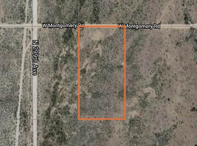 29929 W Montgomery Road, Wittmann, AZ 85361 (MLS #6057049) :: Homehelper Consultants