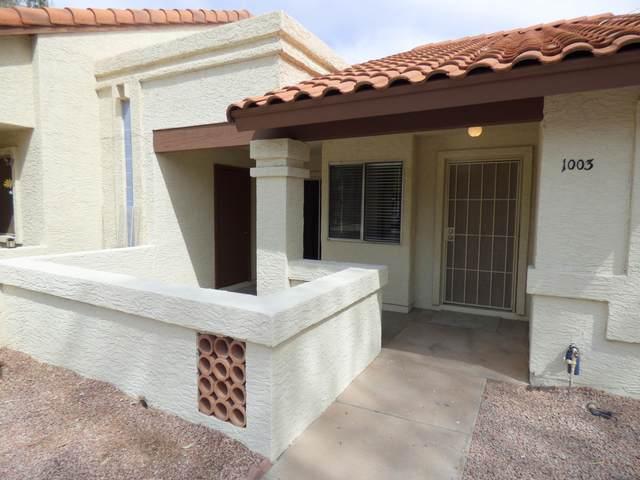 5136 E Evergreen Street #1003, Mesa, AZ 85205 (MLS #6057082) :: The Kenny Klaus Team