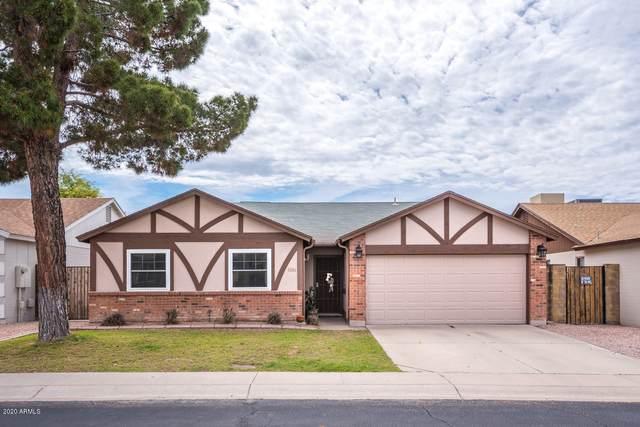 6335 E Brown Road #1086, Mesa, AZ 85205 (MLS #6057105) :: Conway Real Estate
