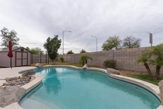 12756 N B Street, El Mirage, AZ 85335 (MLS #6057121) :: Devor Real Estate Associates