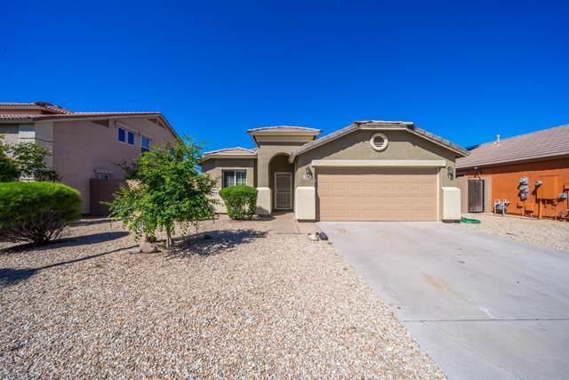 248 N 152ND Drive, Goodyear, AZ 85338 (MLS #6057123) :: The Laughton Team