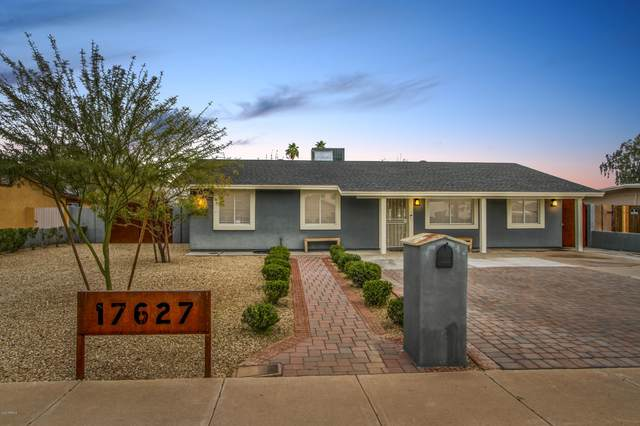 17627 N 15th Avenue, Phoenix, AZ 85023 (MLS #6057128) :: Long Realty West Valley