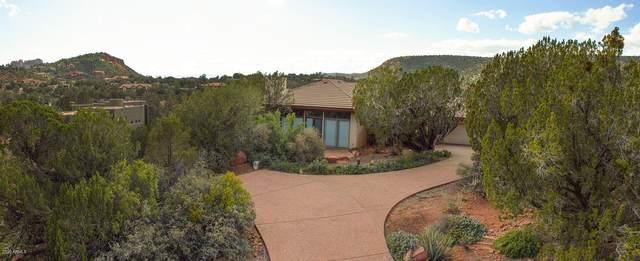 99 E Mallard Drive, Sedona, AZ 86336 (MLS #6057136) :: The Bill and Cindy Flowers Team