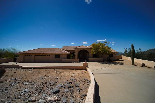 35602 N Screaming Eagle Pass, Cave Creek, AZ 85331 (MLS #6057139) :: The Kenny Klaus Team