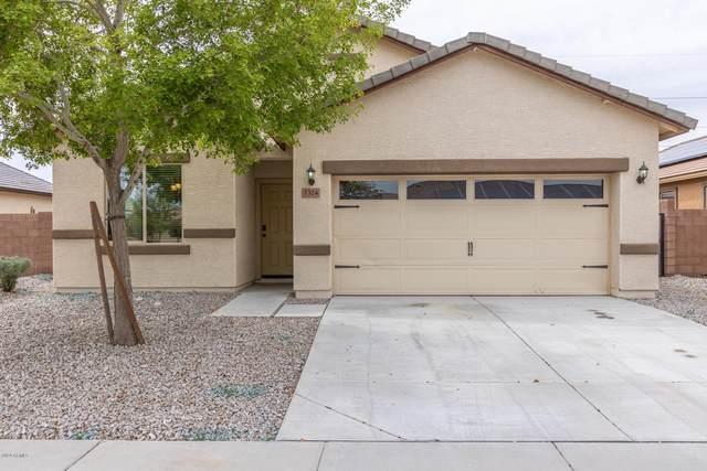 7324 S 254TH Drive, Buckeye, AZ 85326 (MLS #6057173) :: The Kenny Klaus Team