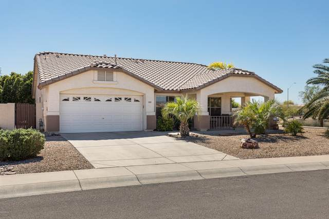 10169 W Ross Avenue, Peoria, AZ 85382 (MLS #6057175) :: The Everest Team at eXp Realty