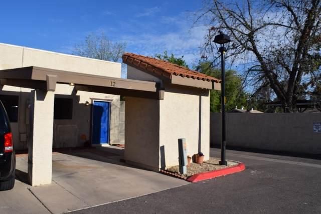 2409 W Campbell Avenue #12, Phoenix, AZ 85015 (MLS #6057177) :: The Kenny Klaus Team
