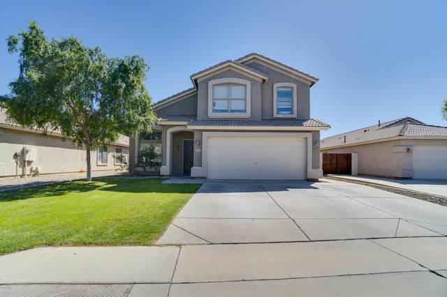 8531 E Milagro Avenue, Mesa, AZ 85209 (MLS #6057202) :: Conway Real Estate