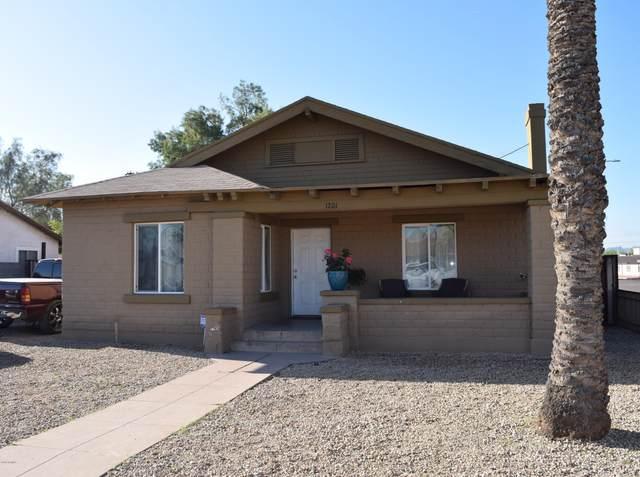 1201 E Monroe Street, Phoenix, AZ 85034 (MLS #6057205) :: Relevate | Phoenix