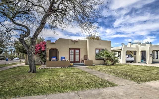 2502 N 10TH Street, Phoenix, AZ 85006 (MLS #6057210) :: Riddle Realty Group - Keller Williams Arizona Realty