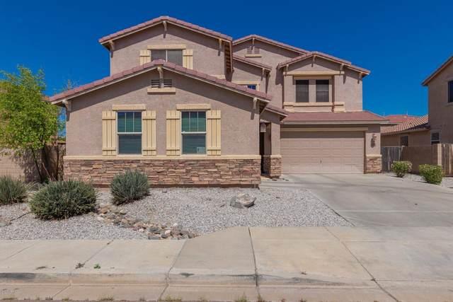 7218 W Carter Road, Laveen, AZ 85339 (MLS #6057220) :: Riddle Realty Group - Keller Williams Arizona Realty