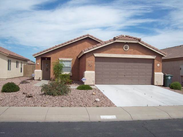 12610 W Rosewood Drive, El Mirage, AZ 85335 (MLS #6057241) :: Brett Tanner Home Selling Team
