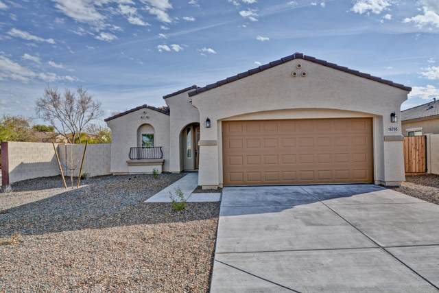26353 N 166TH Avenue, Surprise, AZ 85387 (MLS #6057253) :: Brett Tanner Home Selling Team