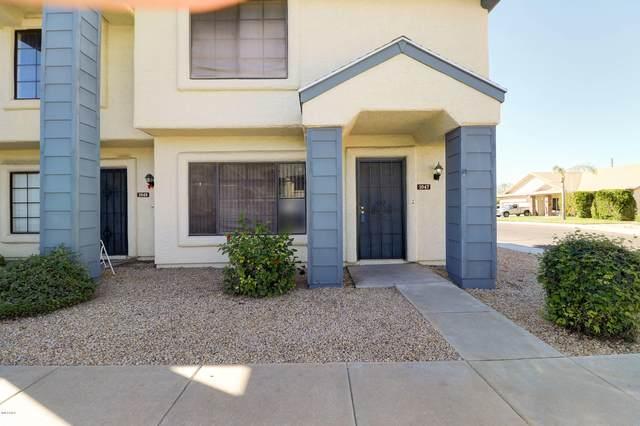 7801 N 44TH Drive #1047, Glendale, AZ 85301 (MLS #6057284) :: Nate Martinez Team