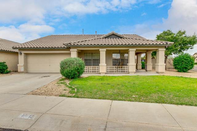 17412 N Cassi Drive, Surprise, AZ 85374 (MLS #6057291) :: Kepple Real Estate Group