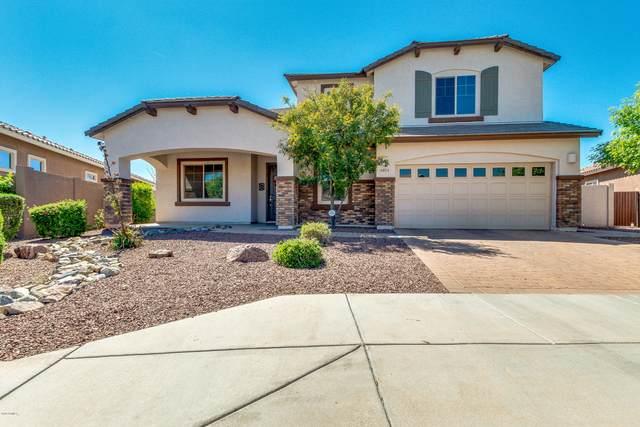 4854 S Quiet Way, Gilbert, AZ 85298 (MLS #6057315) :: The Daniel Montez Real Estate Group