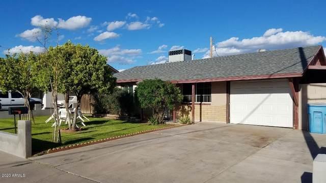 2243 N 47TH Lane, Phoenix, AZ 85035 (MLS #6057355) :: Long Realty West Valley