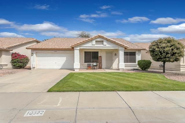 10322 W Windsor Boulevard, Glendale, AZ 85307 (MLS #6057362) :: The Laughton Team
