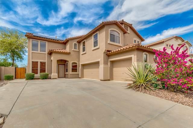 16228 N 99TH Place, Scottsdale, AZ 85260 (MLS #6057363) :: The W Group
