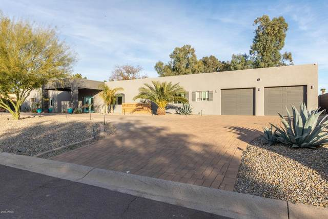 11445 N 66TH Street, Scottsdale, AZ 85254 (MLS #6057374) :: The Property Partners at eXp Realty