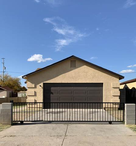 3618 W Polk Street, Phoenix, AZ 85009 (MLS #6057408) :: Brett Tanner Home Selling Team
