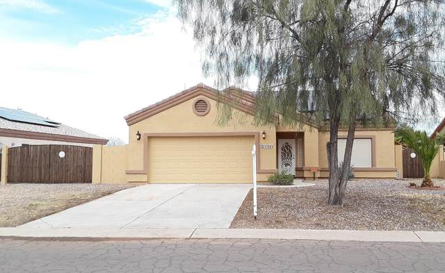 15241 S Cherry Hills Drive, Arizona City, AZ 85123 (MLS #6057422) :: Kortright Group - West USA Realty