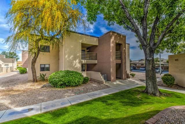 1340 N Recker Road #204, Mesa, AZ 85205 (MLS #6057433) :: The Kenny Klaus Team