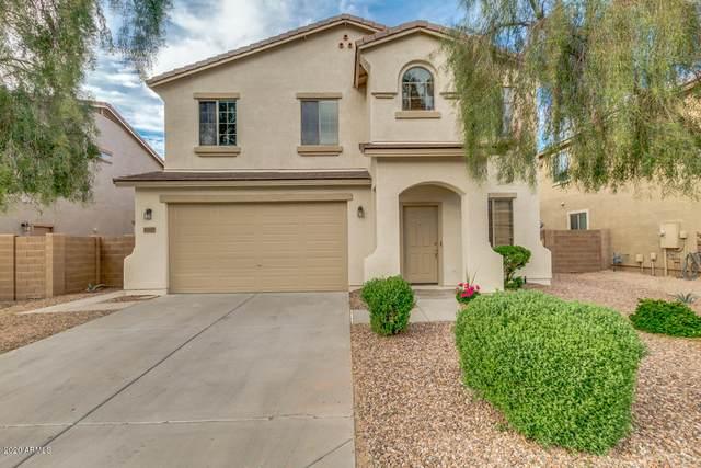 43620 W Knauss Drive, Maricopa, AZ 85138 (MLS #6057435) :: The Kenny Klaus Team