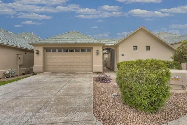 16540 E El Lago Boulevard #6, Fountain Hills, AZ 85268 (MLS #6057440) :: Santizo Realty Group