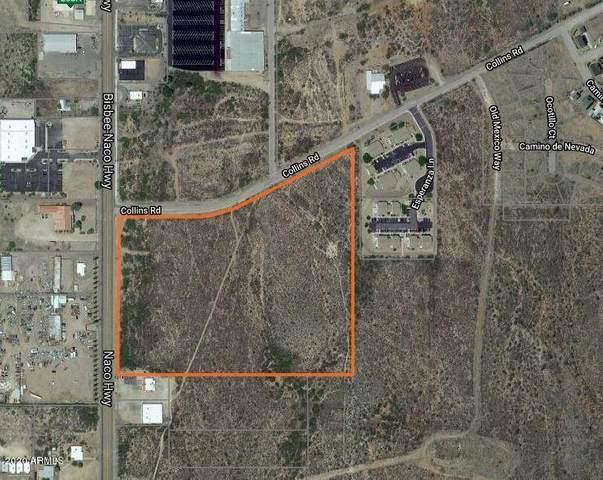102-15-056 Naco Highway, Bisbee, AZ 85603 (MLS #6057456) :: The Laughton Team