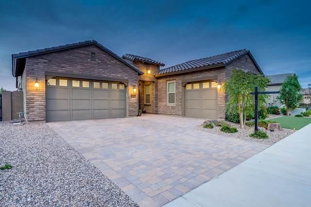 22250 E Quintero Road, Queen Creek, AZ 85142 (MLS #6057459) :: Riddle Realty Group - Keller Williams Arizona Realty