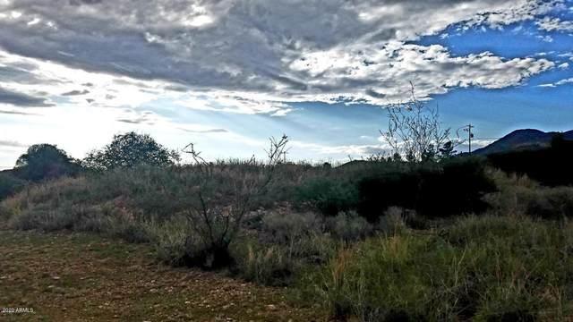Lot 84 Yuma Drive, Bisbee, AZ 85603 (MLS #6057474) :: Brett Tanner Home Selling Team