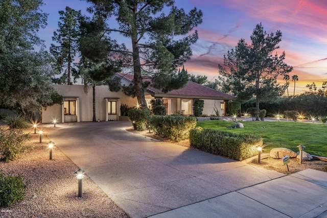 5429 E Sahuaro Drive, Scottsdale, AZ 85254 (MLS #6057476) :: Riddle Realty Group - Keller Williams Arizona Realty