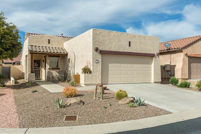 11144 E Lost Canyon Court, Gold Canyon, AZ 85118 (MLS #6057486) :: The Kenny Klaus Team