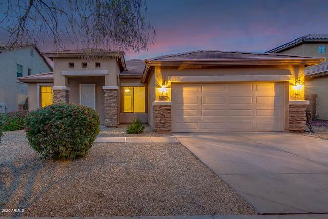 16556 W Grant Street, Goodyear, AZ 85338 (MLS #6057487) :: The Laughton Team
