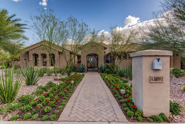 12097 E Lupine Avenue, Scottsdale, AZ 85259 (MLS #6057494) :: Brett Tanner Home Selling Team