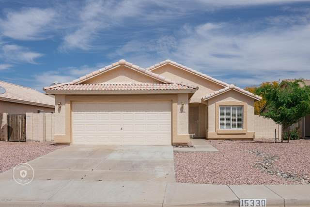 15330 W Banff Lane, Surprise, AZ 85379 (MLS #6057496) :: Brett Tanner Home Selling Team