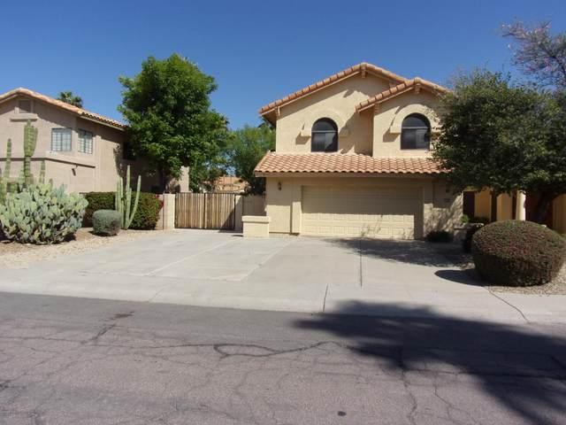 5426 E Kelton Lane, Scottsdale, AZ 85254 (MLS #6057499) :: Brett Tanner Home Selling Team